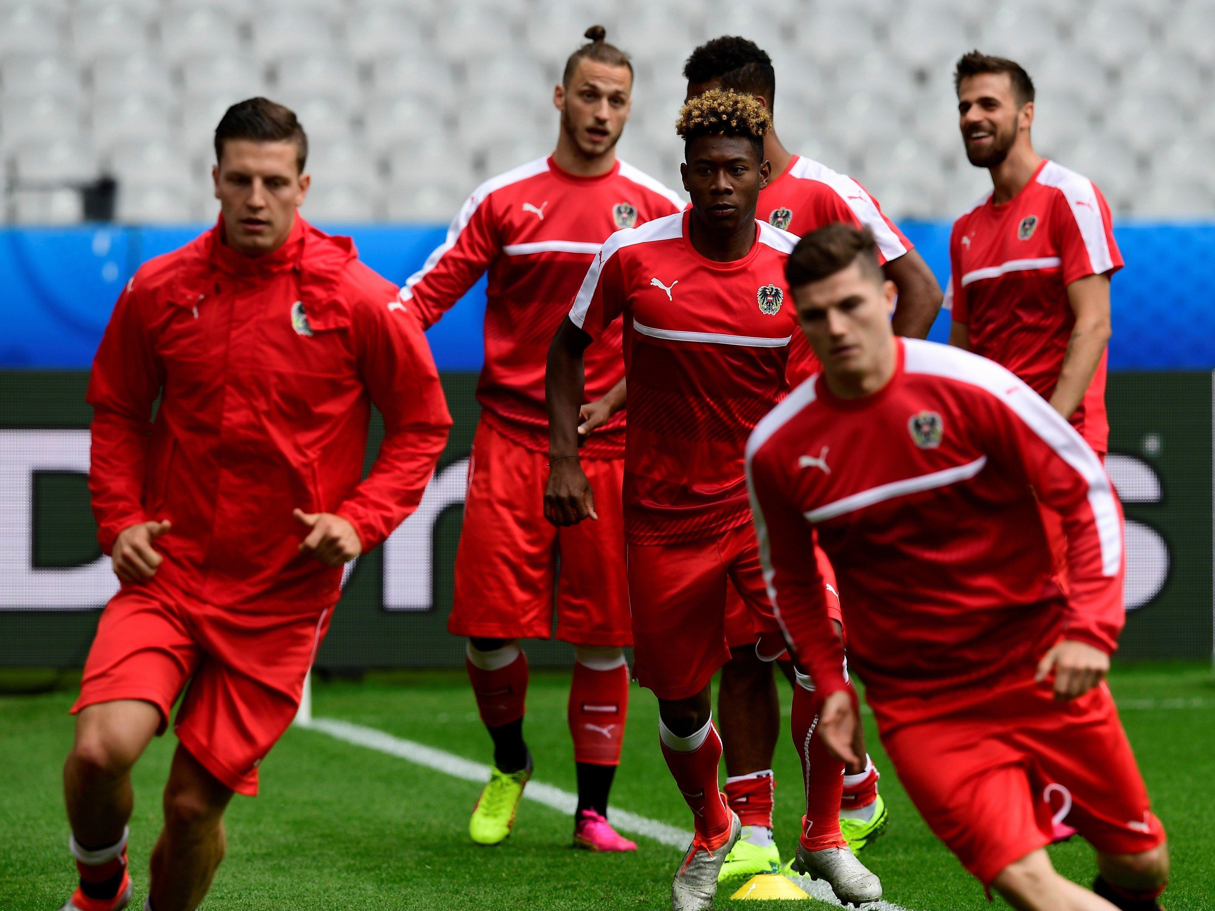 Österreichs Gegner für das AChtelfinale stünde bereits fest.