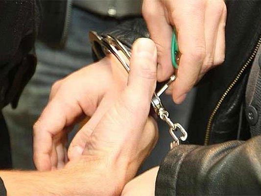 Ein Ladendieb wurde in der Wiener Landstraße verhaftet