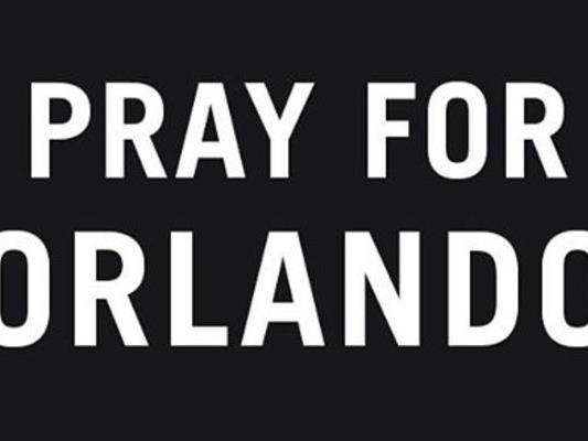Auch die Promis gedenken an die Opfer von Orlando.
