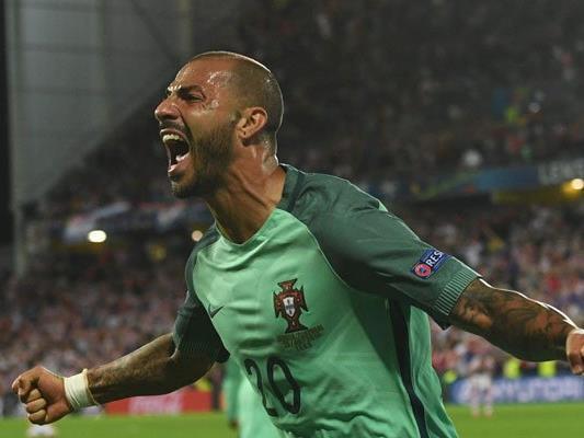 Ricardo Quaresma schießt Portugal ins Viertelfinale der EM