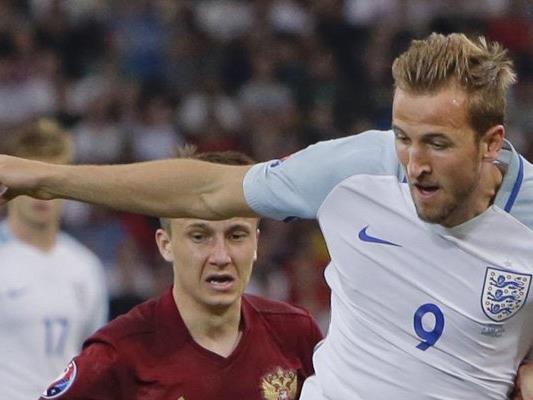 Die Slowakei trifft in Runde drei der EM-Gruppe B auf England.