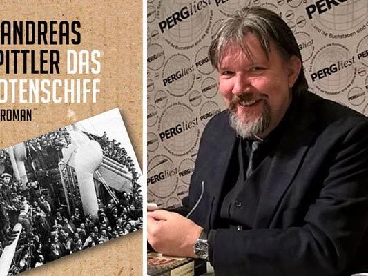 """Ein Wiener Autor schildert in einem Briefroman ein wahres Drama des Jahres 1942: """"Das Totenschiff"""""""