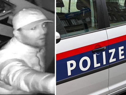 Dieser Mann wird nach dem Einbruch polizeilich gesucht