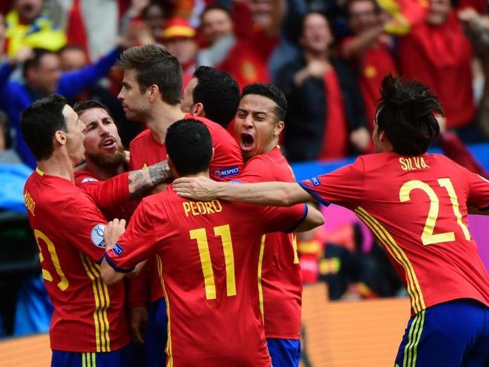 Pique verhinderte das erste torlose Match der Euro