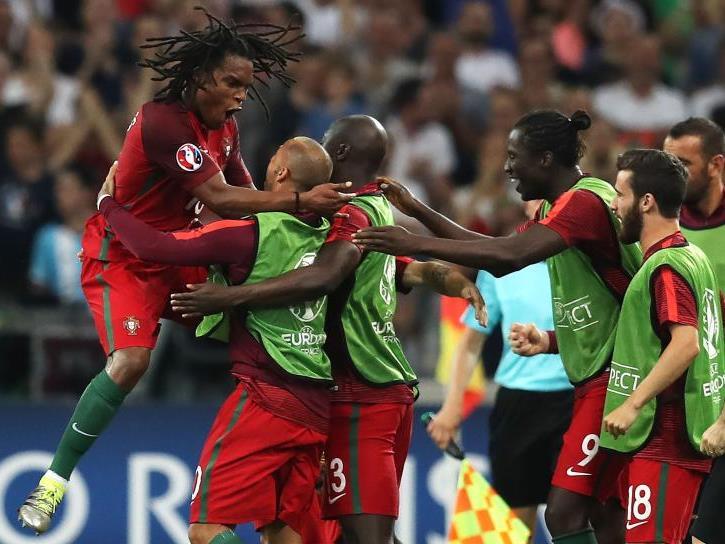 Portugal jubelt am Ende