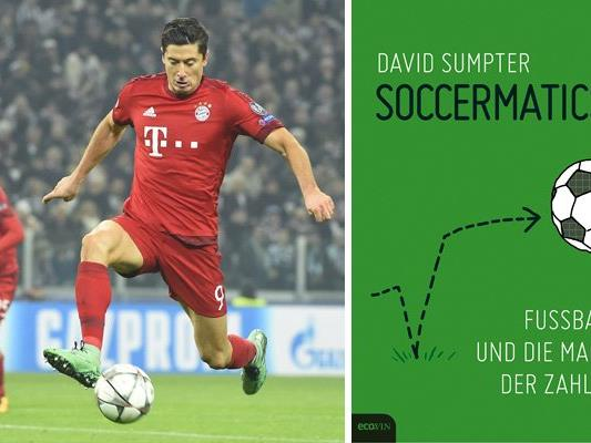 """Soccermatics"" von David Sumpter."