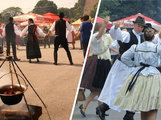 Speis, Trank und Tanz am 7. Gulaschfestival