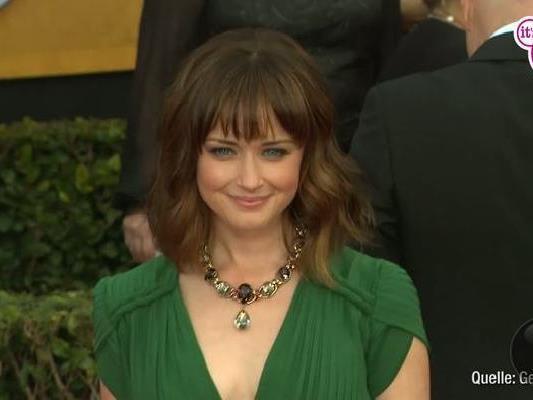 Alexis Bledel wird auch in der Neuauflage von Gilmore Girls eine Hauptrolle spielen.