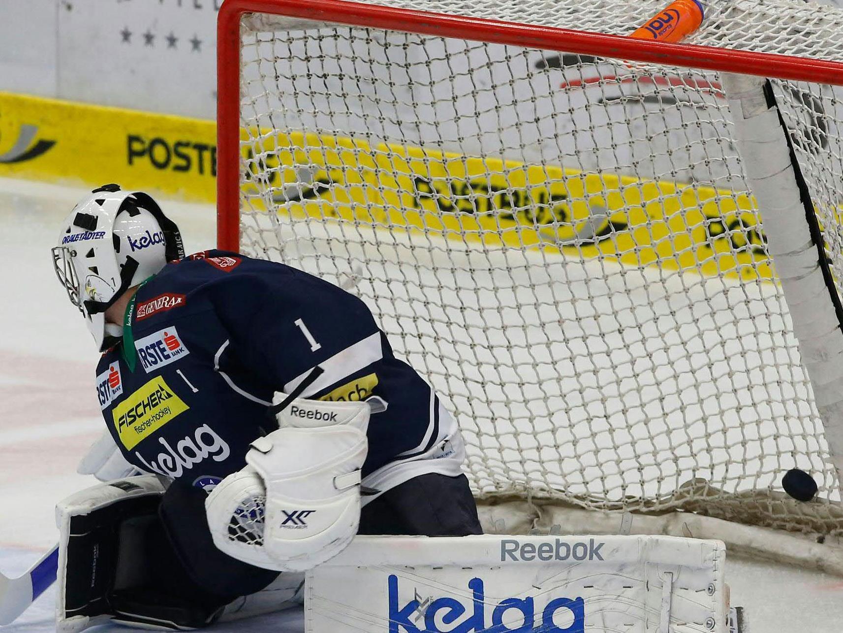 Die Vienna Caps haben sich VSV-Goalie Lamoureux geholt.