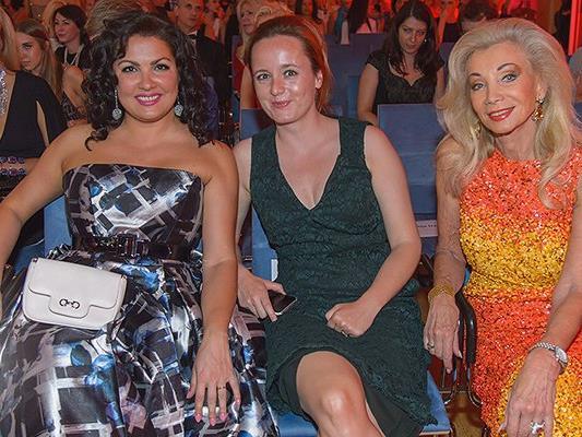 Ganz viel Prominenz am Leading Ladies Award 2016