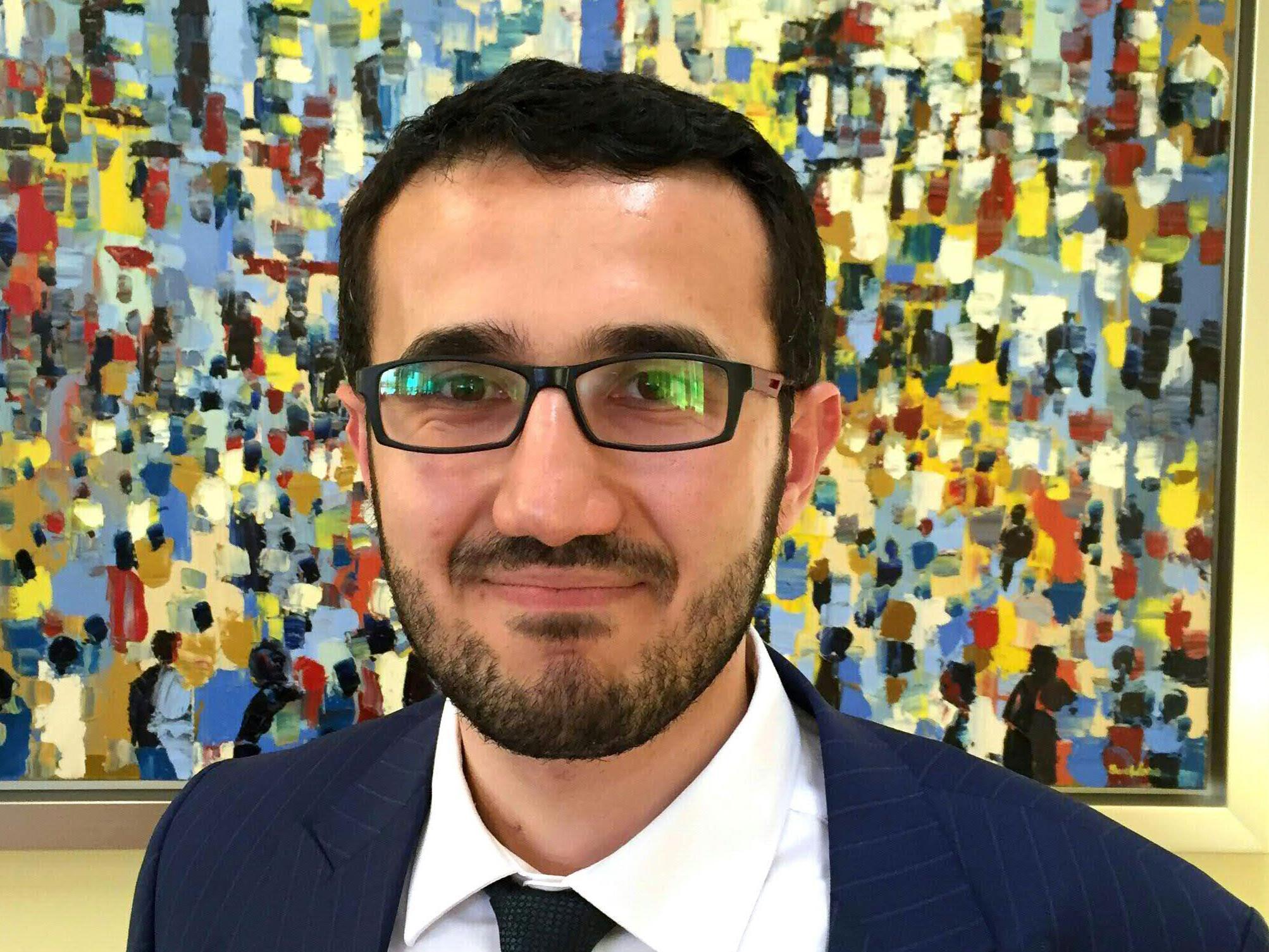 Ibrahim Olgun ist der neue IGGiÖ-Präsident.