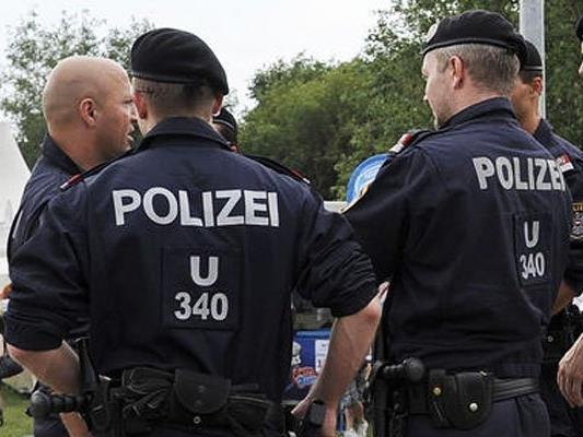 Polizisten nahmen die beiden 20-Jährigen fest.