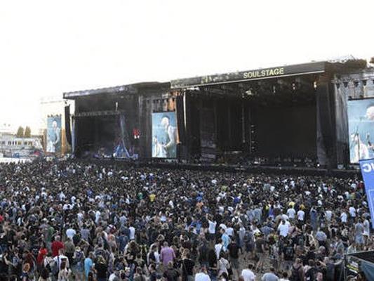 Tausende Musikfans werden am Wochenende auf die Insel strömen.