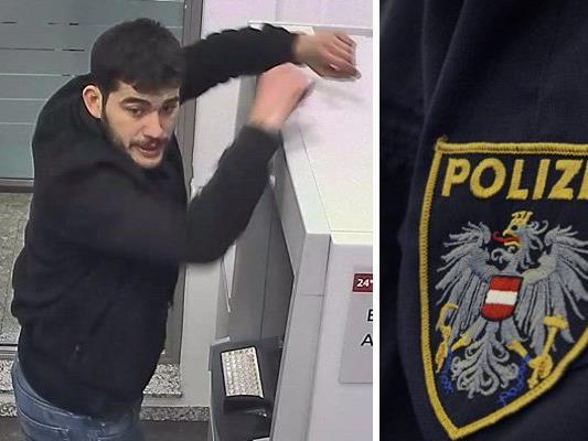 Die Polizei sucht nach diesem Mann.