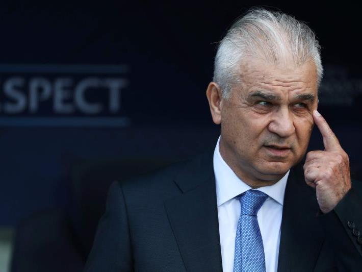 Anghel Iordanescu ist zurückgetreten.