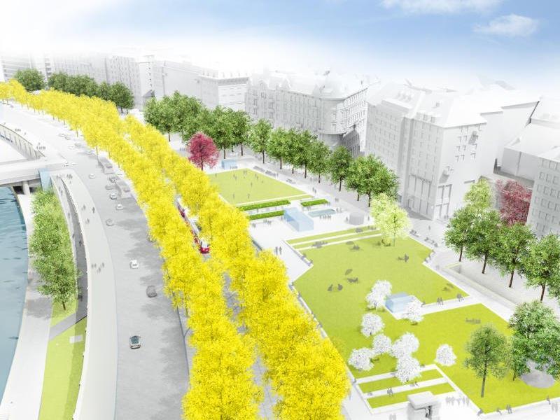 So soll der neuen Schwedenplatz werden.