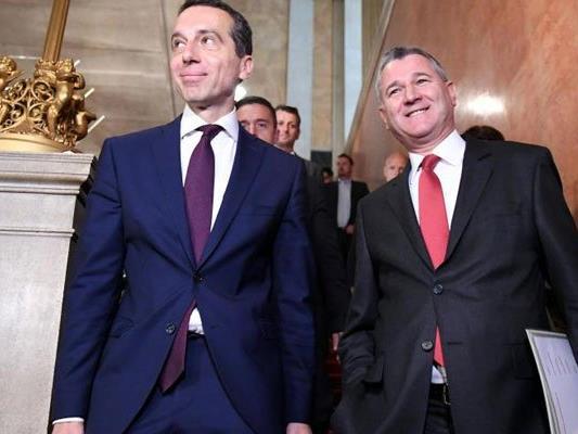 Die SPÖ will sich in Bewegung bringen.