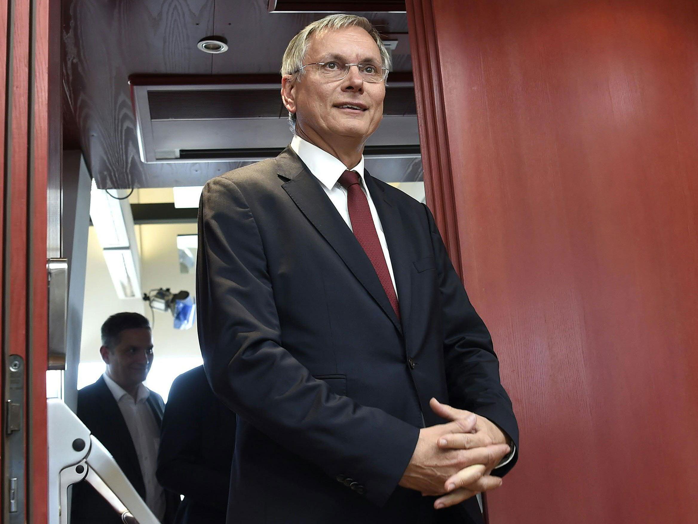 Sozialminister Stöger will sich nicht in die Pläne der Wiener Stadtwerke einmischen.