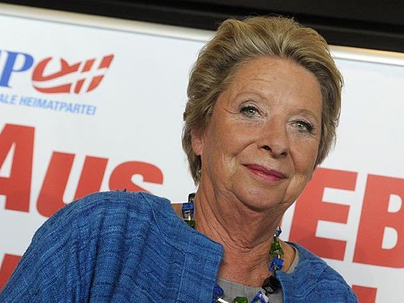 Ursula Stenzel hat ein neues Amt inne