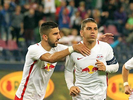 Dabbur und Soriano sollen in Salzburg für noch mehr Tore sorgen