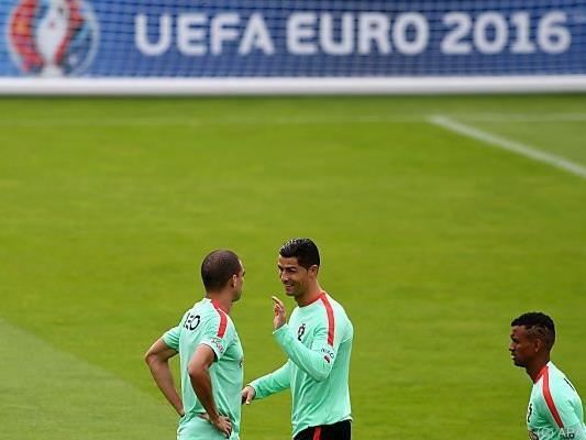Pepe und ROnaldo glänzten bei Real und der EM