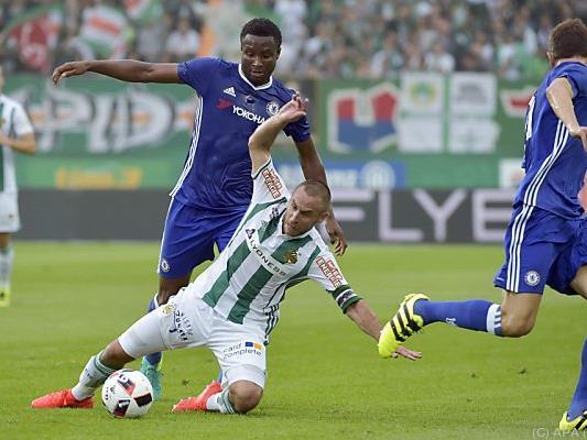 Hofmann verletzte sich im Eröffnungsspiel