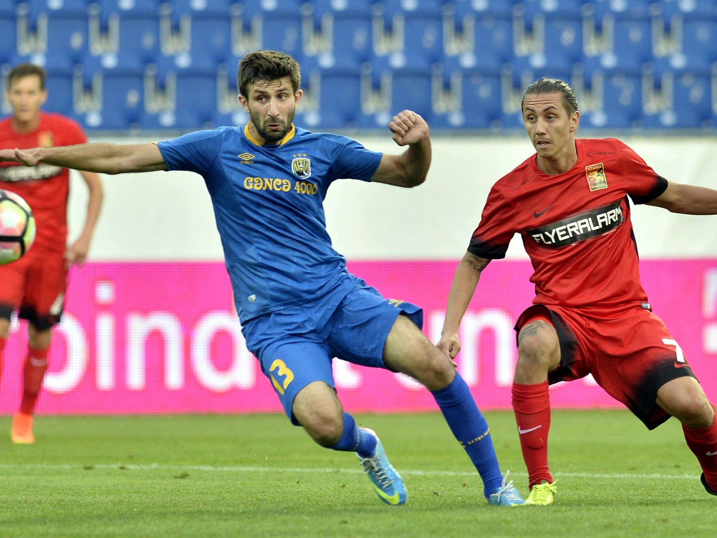Die Admira will in die nächste Runde der Europa-League-Qualifikation einziehen.