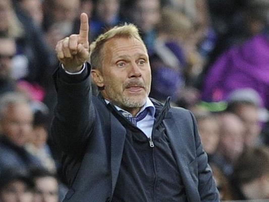 """Austria-Trainer Thorsten Fink gibt den Weg der """"Veilchen"""" vor."""