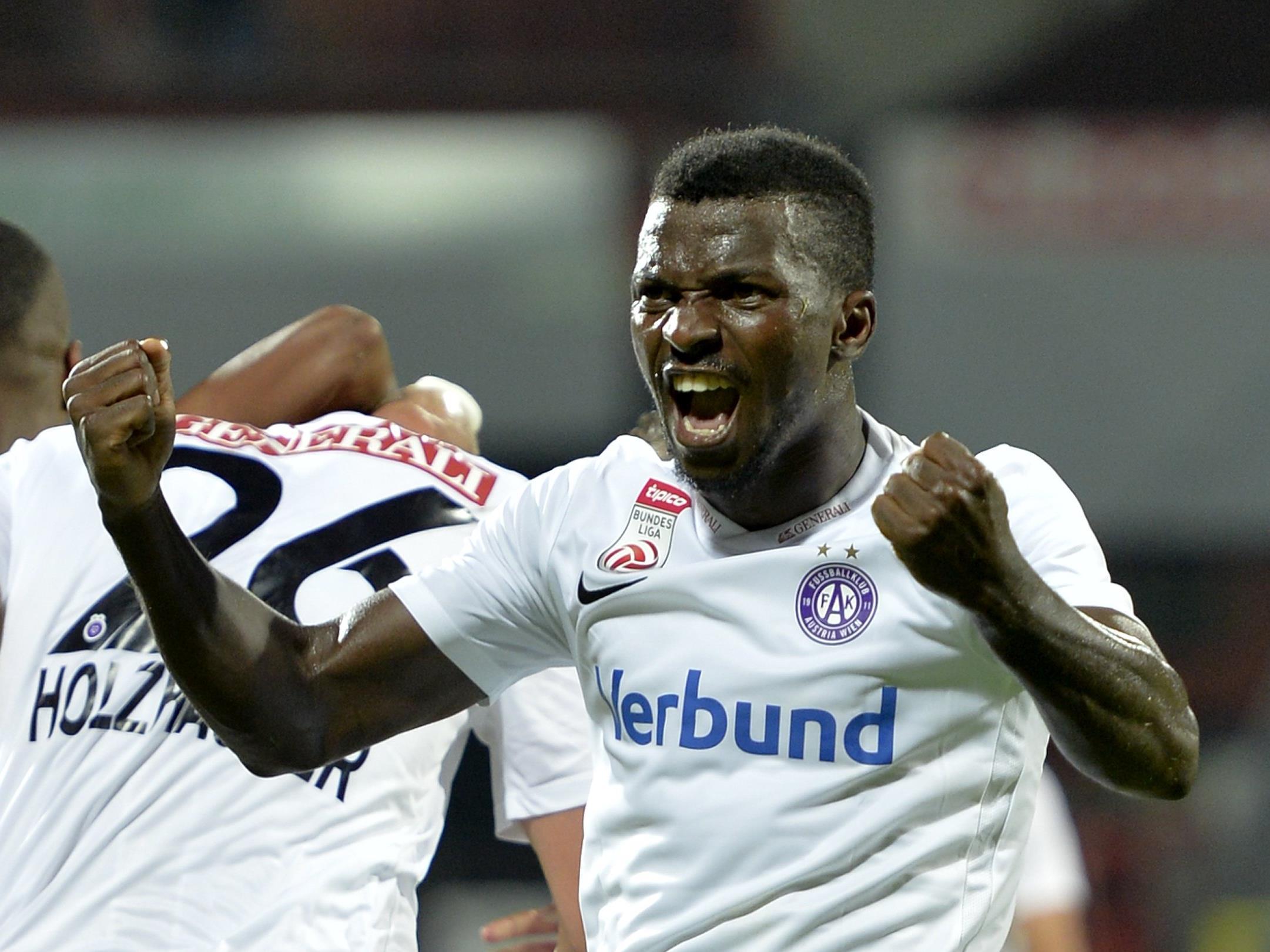 7cbc478eb3 Glaube und Sprint-Trio  Austria Wiens Hoffnungen gegen Spartak ...