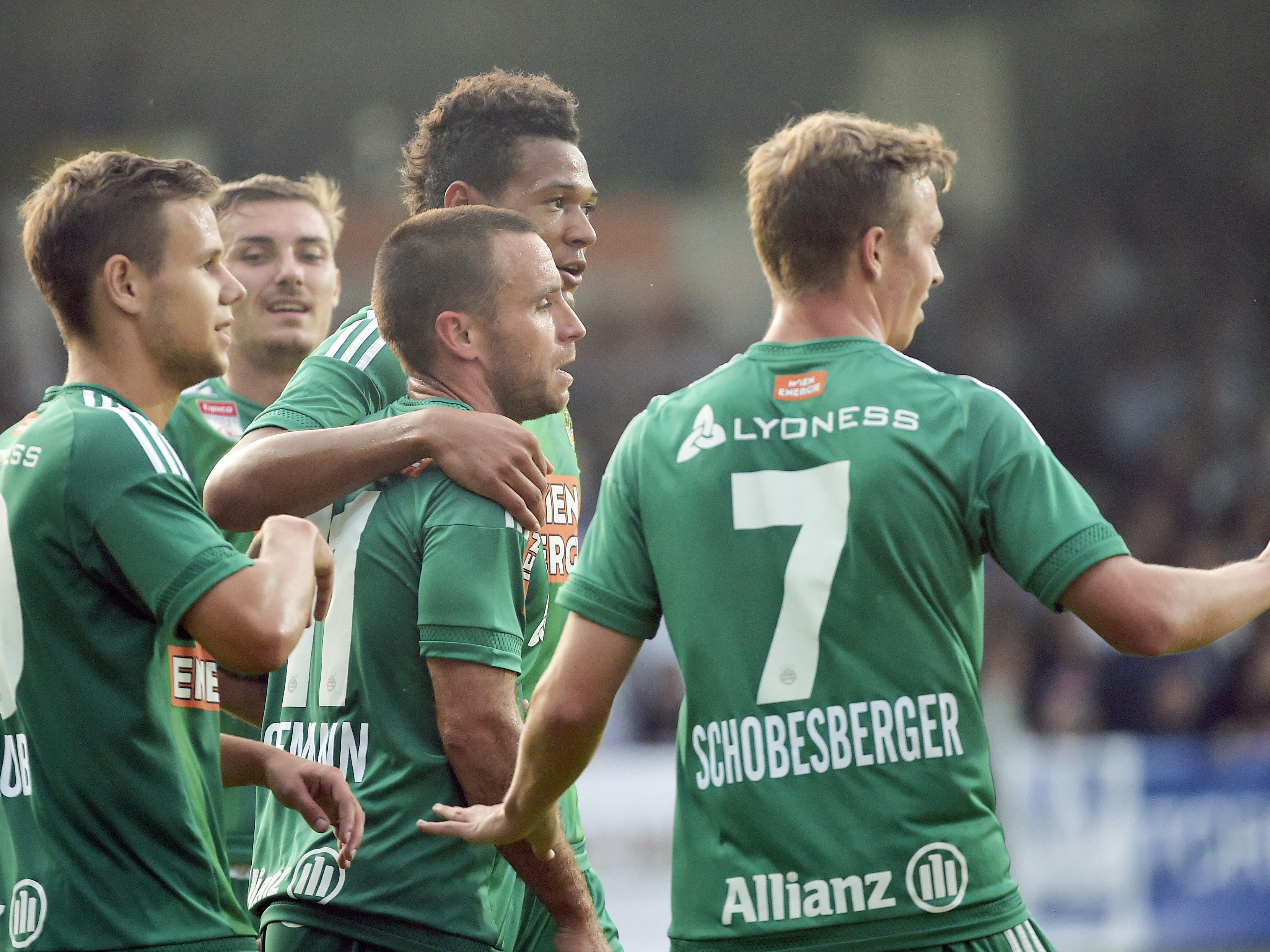 Auf diese Vereine trifft Rapid Wien in der EL-Qualifikation.