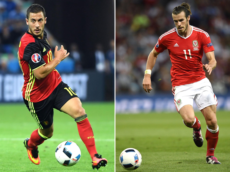 Belgien trifft im Viertelfinale der EURO 2016 auf Wales.