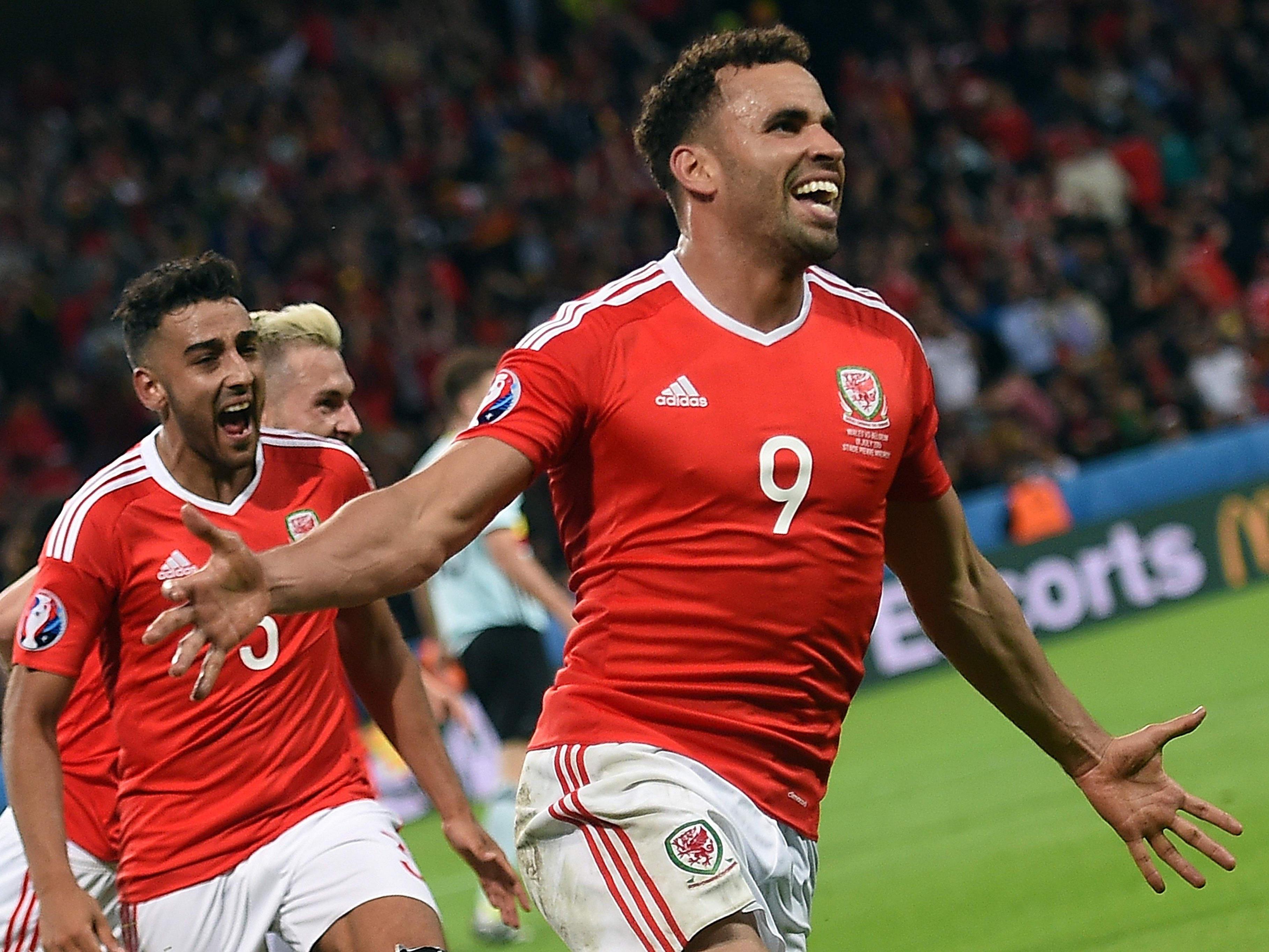 Belgien Wales
