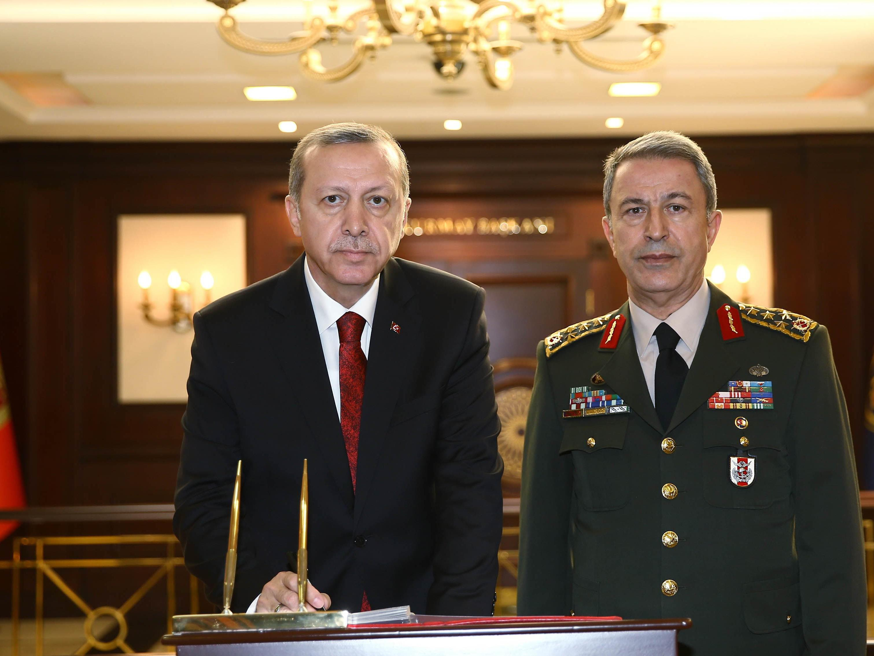 Türkei: Putsch gescheitert.