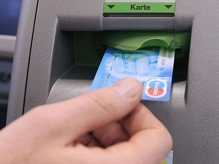 Achtung vor unerwarteten Bankomatgebühren