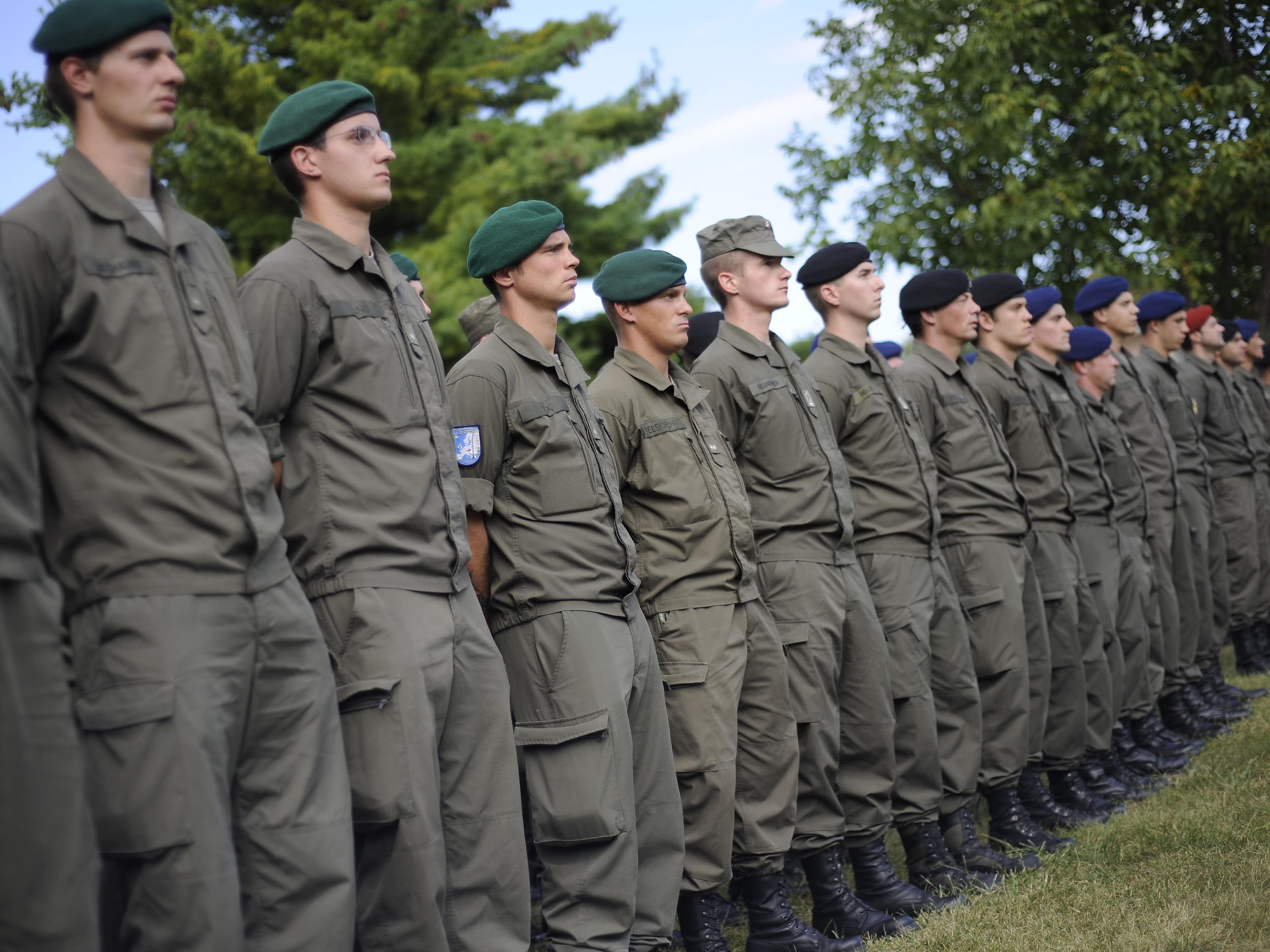 Österreich beteiligt sich mit 500 Soldaten an der EU-Battlegroup
