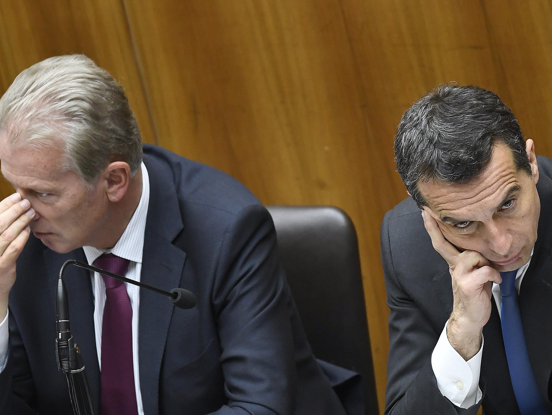 Die Debatte rund um die Mindestsicherung zieht sich quer durch die Parteien