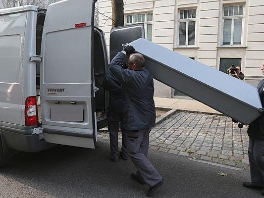 Am Tatort in Wien-Brigittenau