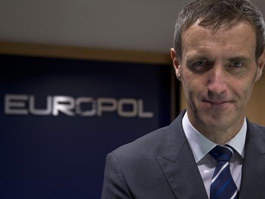 Europol-Direktor Rob Wainwright
