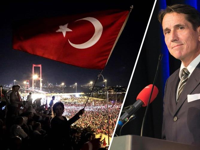 """""""Der angebliche Umsturzversuch in der Türkei durch das Militär muss schwerstens hinterfragt werden"""""""