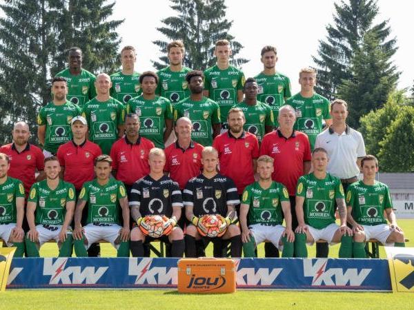 Austria Lustenau will zurück in die Bundesliga