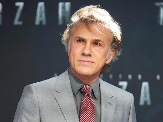 """Österreichs Oscarpreisträger Christoph Waltz will zur politischen Diskussion """"etwas beitragen""""."""