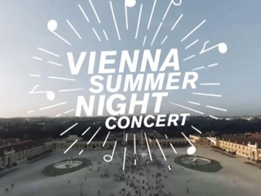 Das 360°-Video vom Sommernachtskonzert bietet atemberaubende Einblicke.