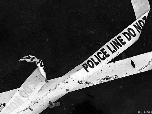 Polizei hatte mit der Täterin hart zu kämpfen