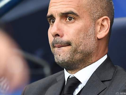 Guardiola darf mit ManCity bald im Nou Camp spielen