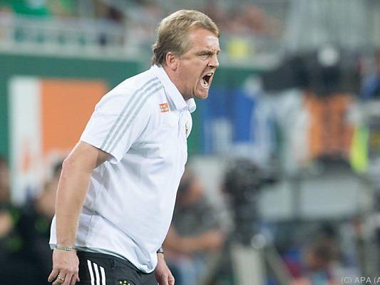 """Rapid-Trainer Büskens erwartet """"hochemotionale"""" Partie"""