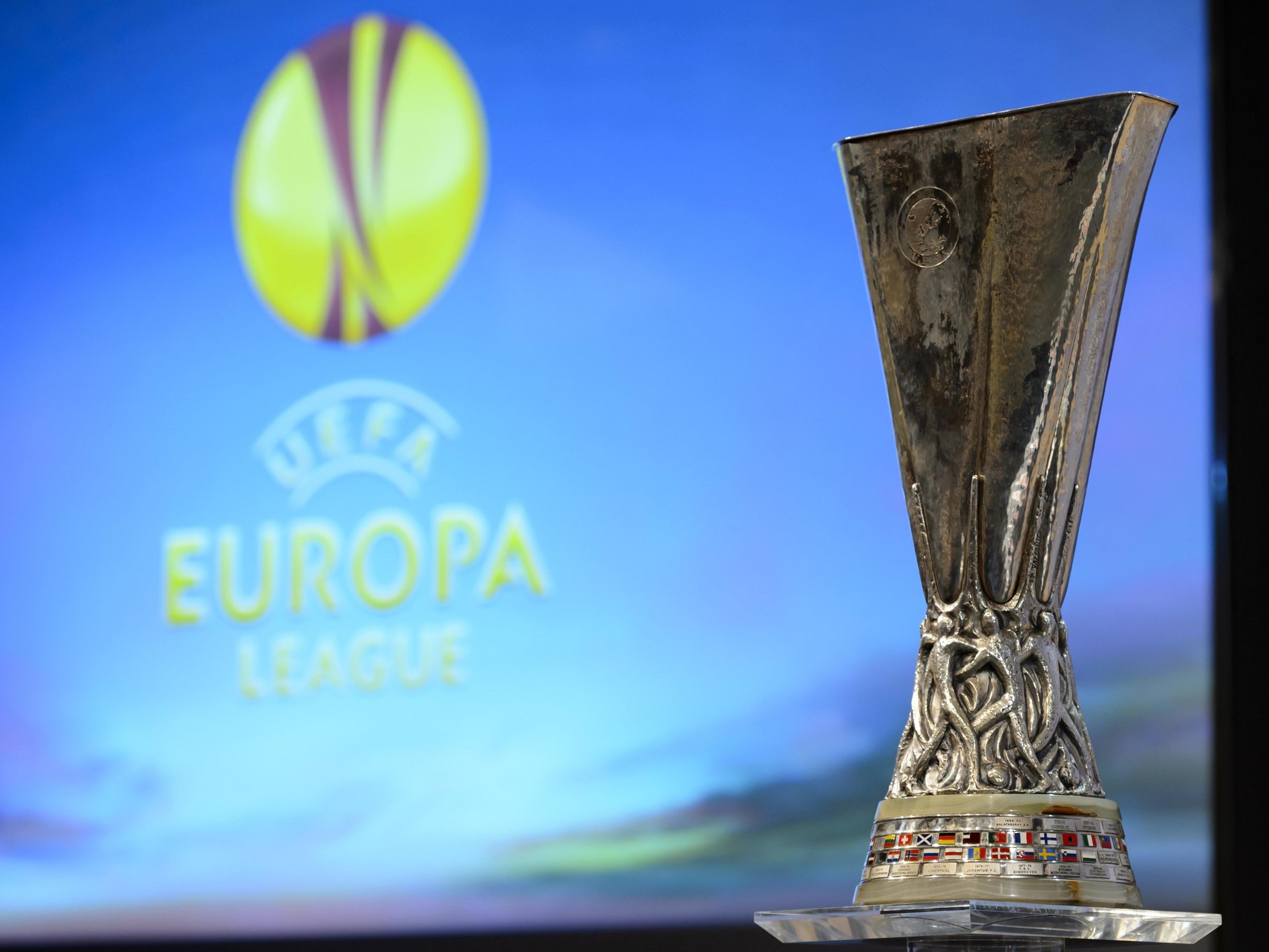 Ab 13 Uhr LIVE: Auslosung der Europa League-Play Offs.