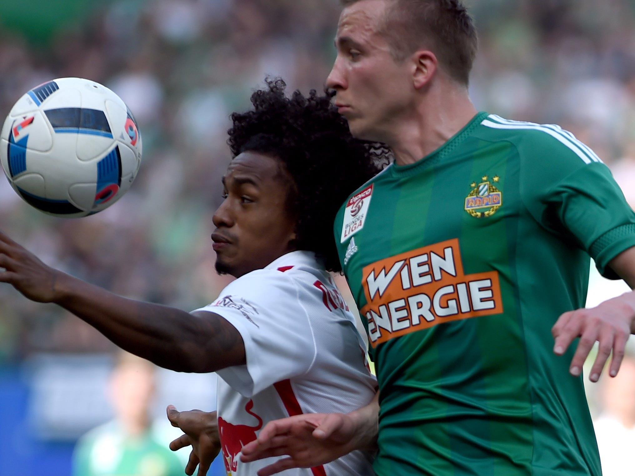 Rapid und Salzburg treffen im Schlager der 6. Bundesligarunde aufeinander.
