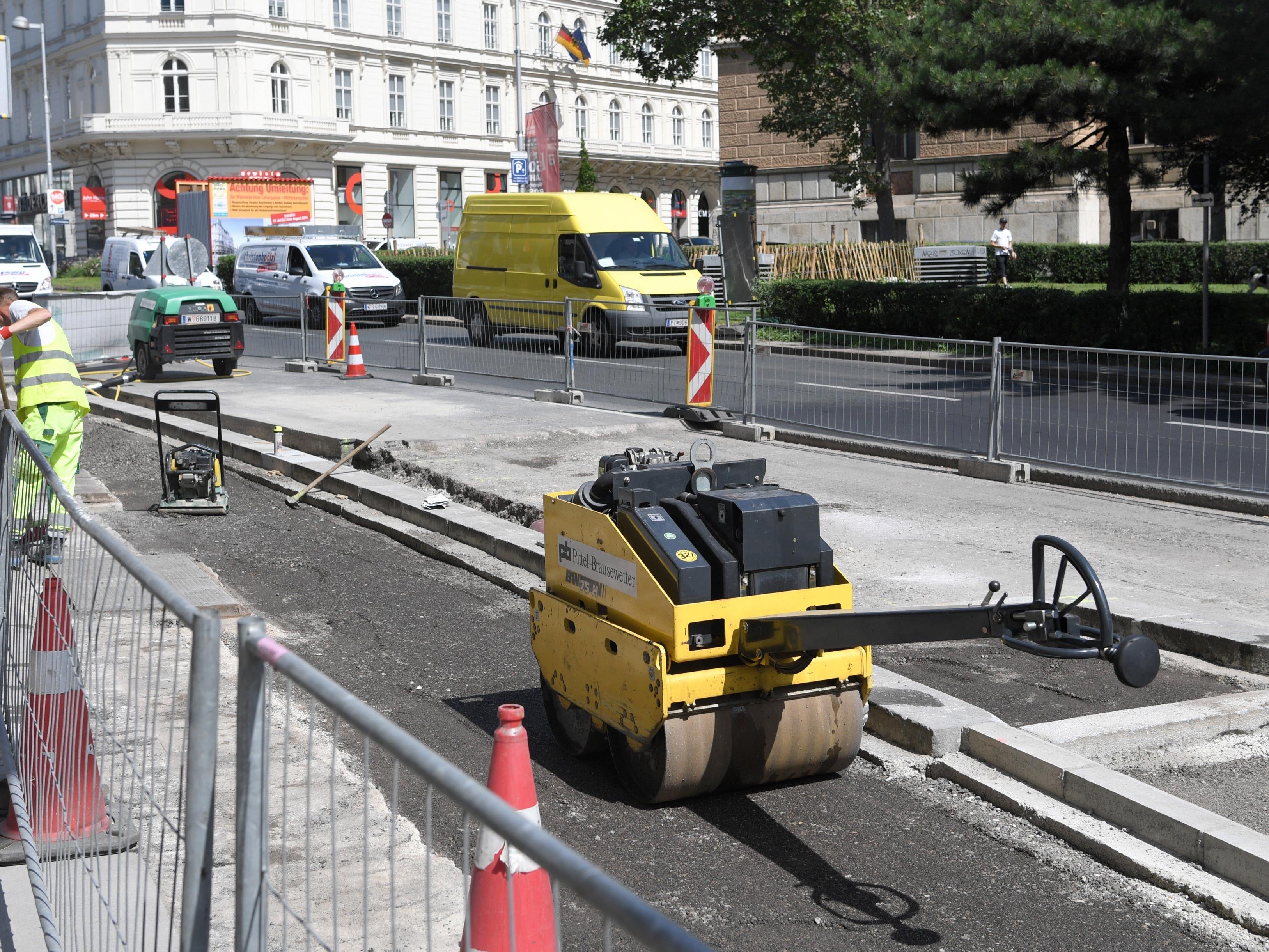 Die Arbeit des Wiener Baustellenkoordinators Peter Lenz steht auf den Prüfstand.