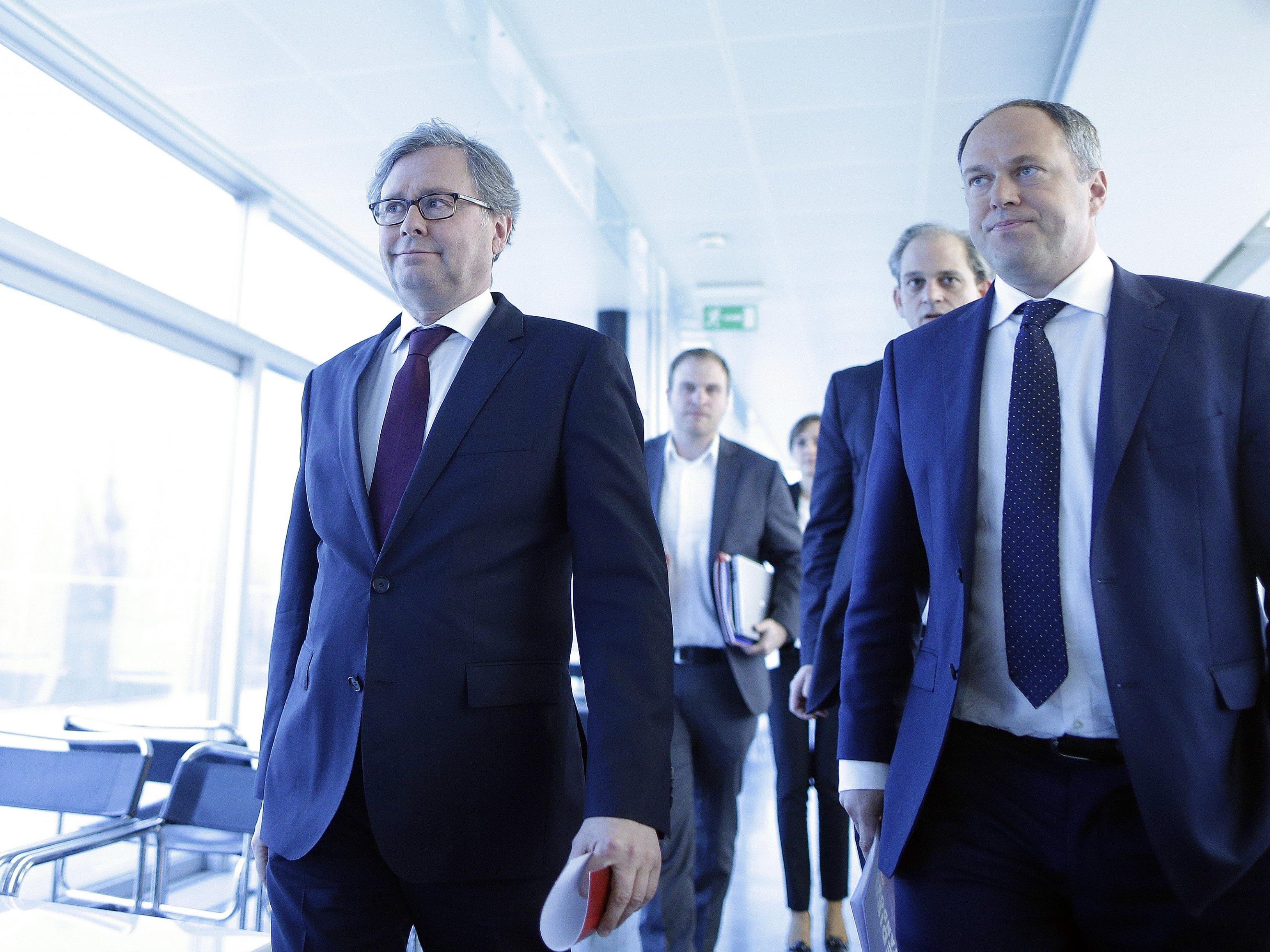 Die Wahl zum neuen ORF-Generaldirektor beginnt.