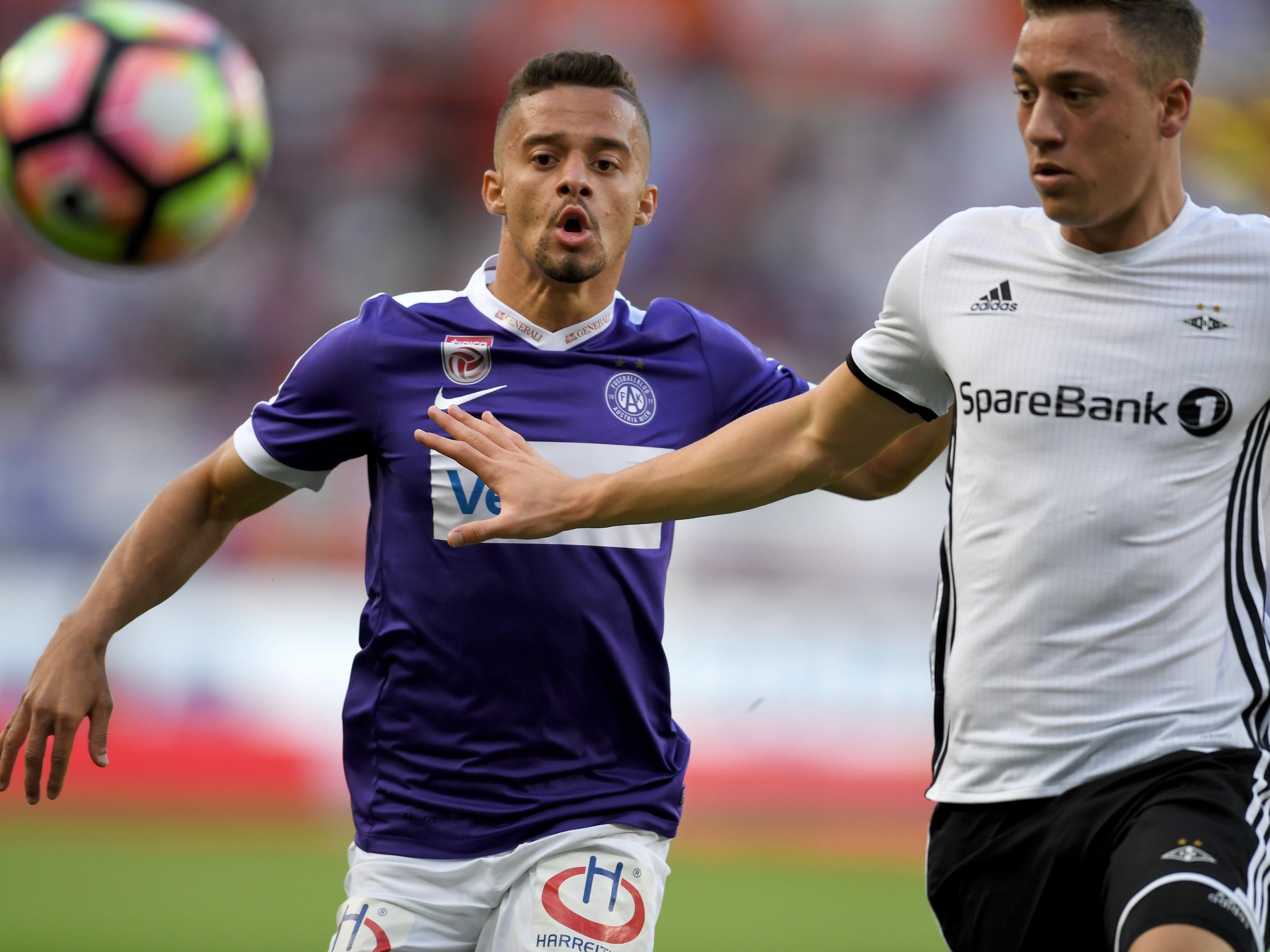 Schafft die Austria den Sprung in die Europa-League-Gruppenphase?